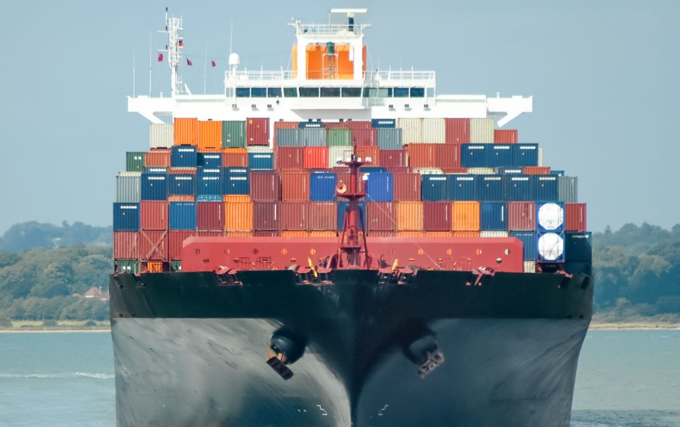 Inestabilidad en Transporte marítimo